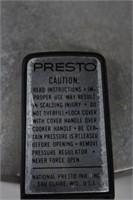 Presto Pressure Cooker & Cake Plate