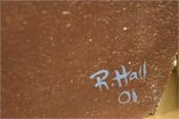 Cast Iron & Block R. Hall Door Stop