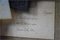 Libby Buckingham Pastels Painting
