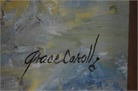 Grace Carroll Hufnagel Painting