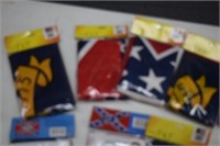 9 Misc. Flags