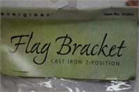 8 Flag Bracets