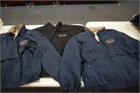 3 XL Jackets