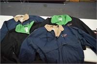 4 XL Jackets