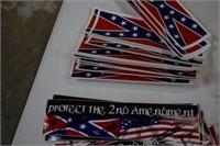 Confederate Sticks & Flags