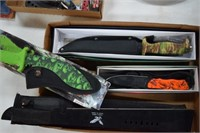 4 Knives