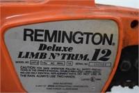 Remington Limb Trimmer & Hand Pump