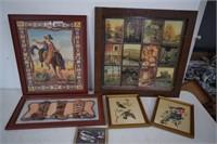 6 Framed Prints