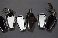 Tote of Coffin Keychains