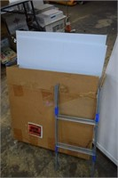 Blank Corrugated Signs & Frames