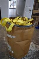Large Barrel Of Straps