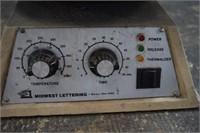 Midwest Lettering Heat Press T-Shirt Machine