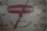 Chore - Time Thermometer