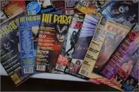 Kiss Magazines & Picks
