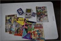 Gameboy & Comics