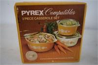 Pyrex Set (unopened)