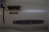 Hamilton Beach Mixer w/ 2 Bowls