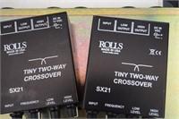 Crossovers & Power Plus