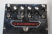 Distortion & Bass Drivers