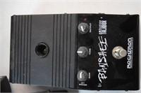 Flanger / Switcher / Tuner / Amp