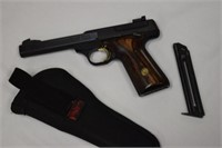 Browning Buck Mark .22LR w/ Holster & 2 Clips