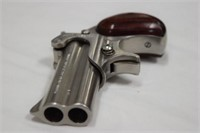 American Derringer MI .45 cal Dbl Barrel w/Holster