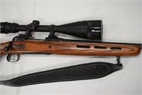 Savage Mod.11 - 22-250REM w/ Bushell Scope