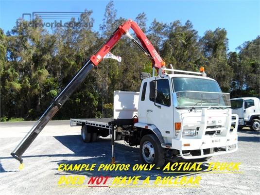2007 Fuso Fighter 10 FM - Trucks for Sale
