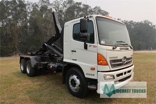 2013 Hino 500 Series 2628 FM Midcoast Trucks - Trucks for Sale