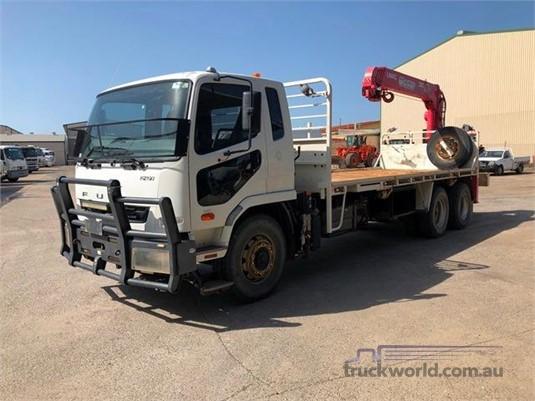 2011 Fuso Fighter 2427 - Trucks for Sale