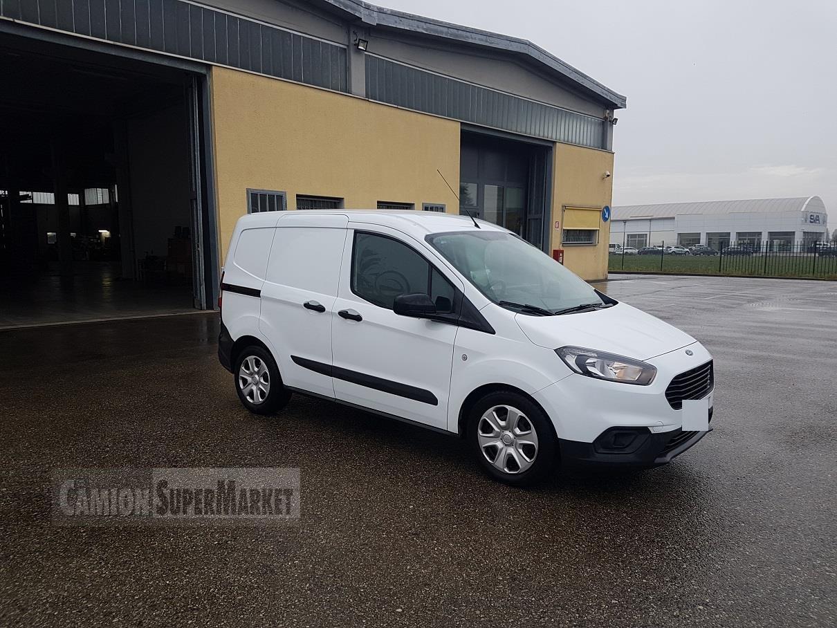 Ford TRANSIT Usato 2018