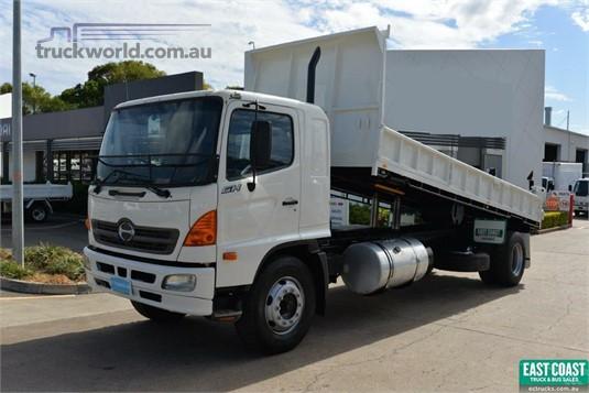 2005 Hino 500 Series GH - Trucks for Sale