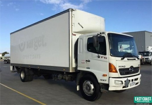 2008 Hino 500 Series 1527 FG - Trucks for Sale