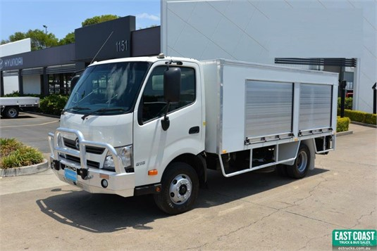 2014 Hino Dutro - Trucks for Sale