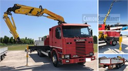 SCANIA R143  used