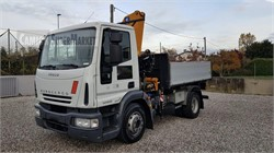 IVECO EUROCARGO 140E22  used