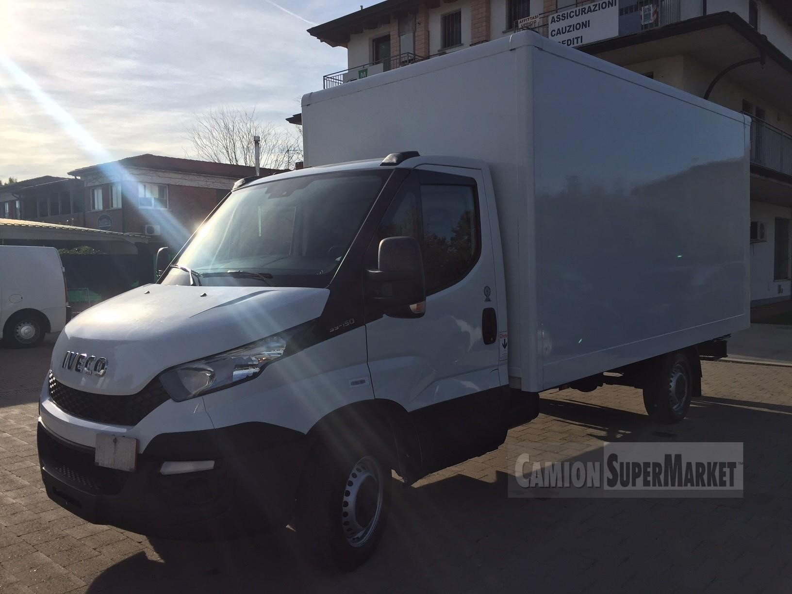 Iveco DAILY 35-150 used 2015