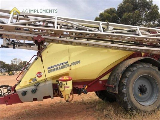 2015 Hardi Commander 10000 Ag Implements  - Farm Machinery for Sale