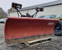 """78"""" Western UniMount Plow With Controller"""