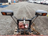 "78"" Western UniMount Plow With Controller"