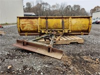 Meyer Power Angling Plow