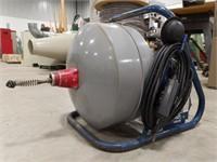 Electric Eel Model N drain cleaning machine