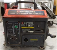 Shop Force 1000w to HP portable gas generator