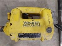 Wacker Neuson Concrete Vibrator Version 105