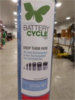 Everlights battery cycle tube