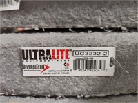 Ultralite equipment pads
