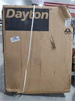 "30"" Dayton Commercial Air Circulator with wall"