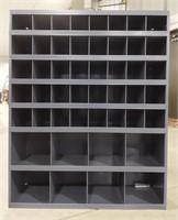 Durham 48 compartment parts bin