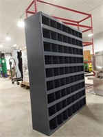 Durham Metal 72 compartment parts bin