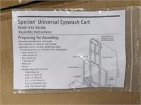Sperian Universal Eyewash Cart in the box